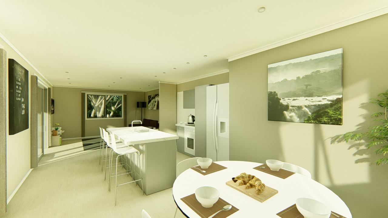 270G - 2 bedrooms plan