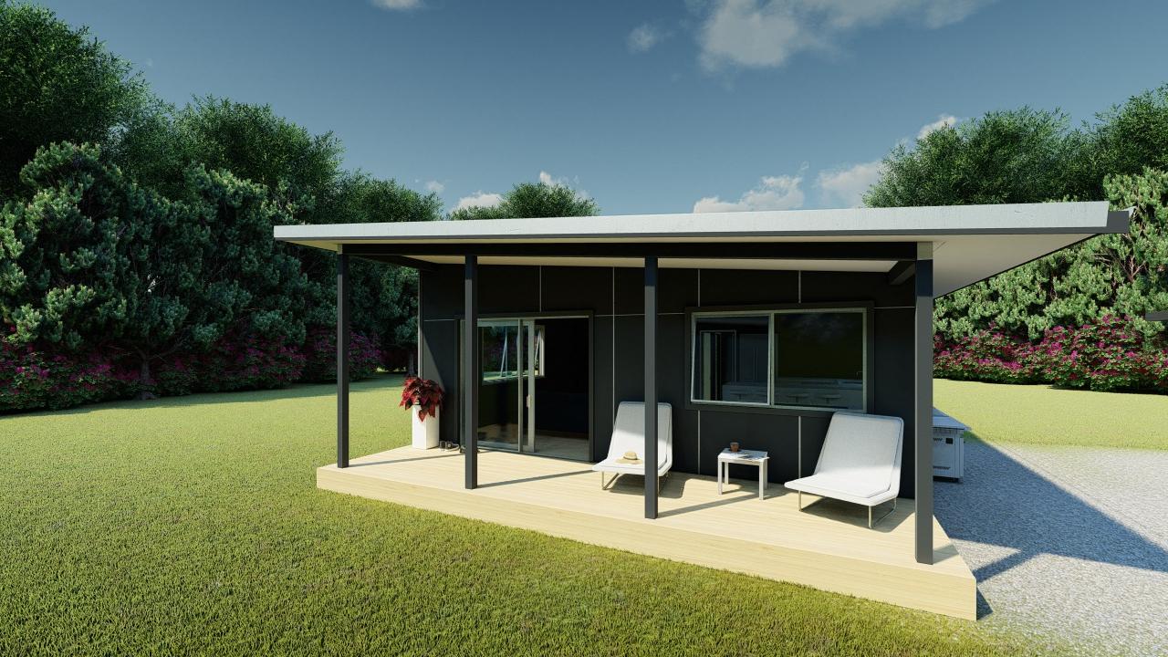 3104M - 3 bedroom house plan
