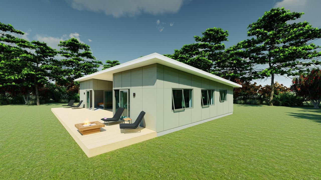 3118M - 3 bedrooms plan