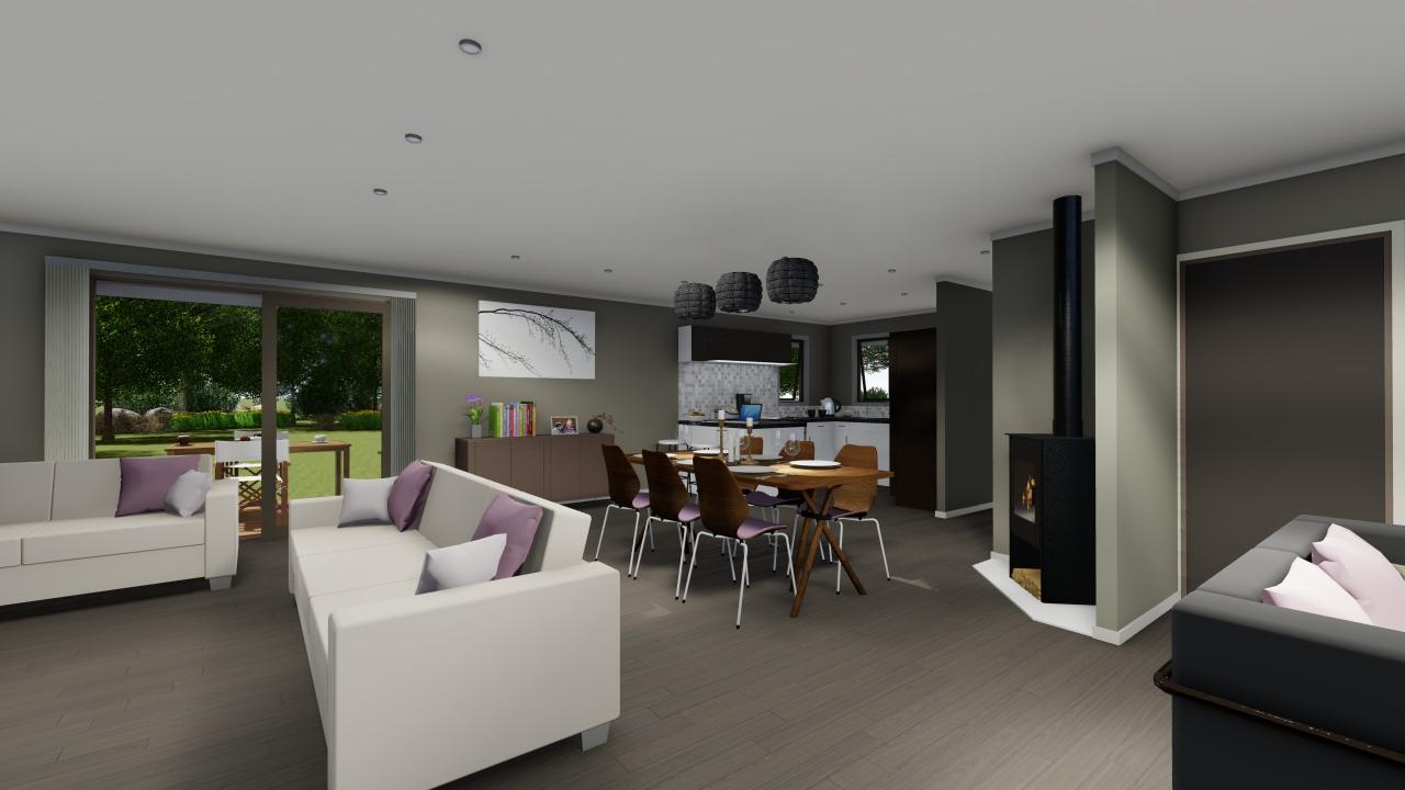 3130G - 3 bedroom plan