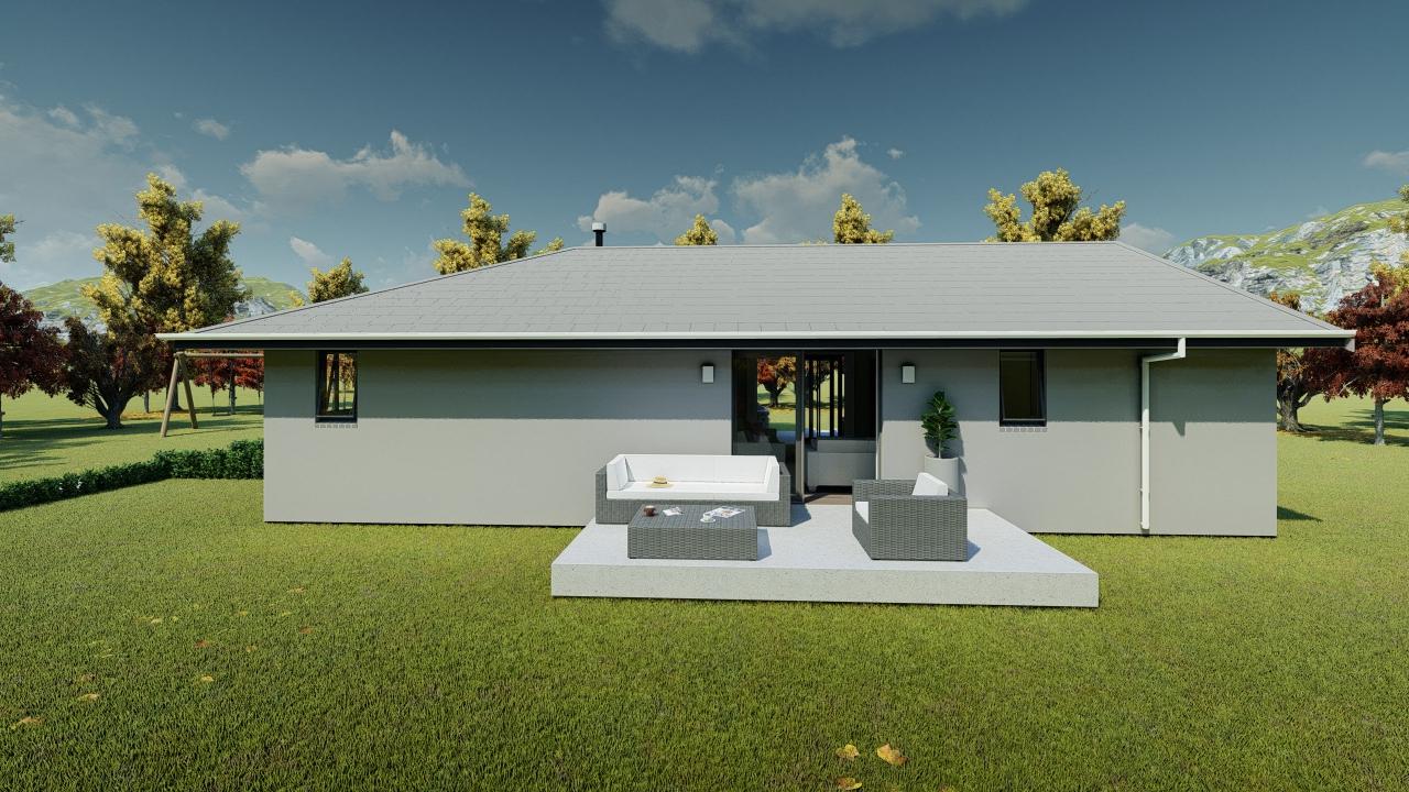 3130GBT - 3 bedroom plan