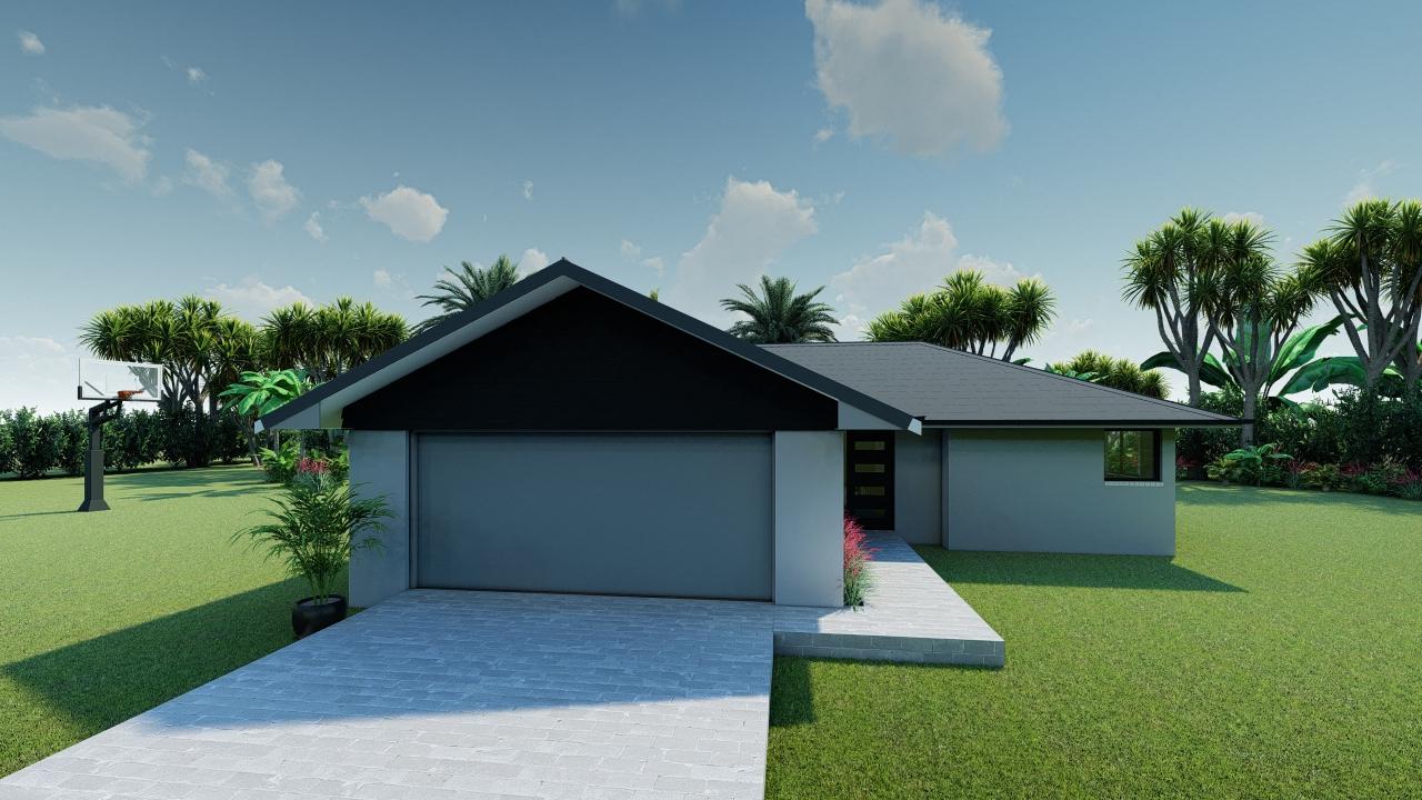 3160GBT - 3 bedroom plan