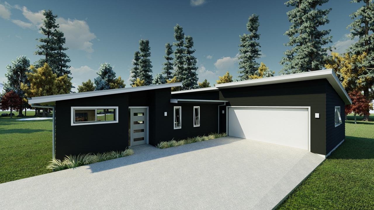 3167M - 3 bedroom plan