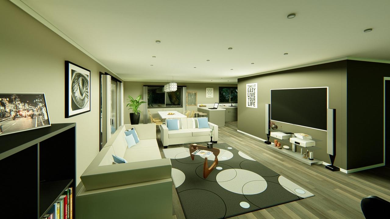 3192G - 3 bedroom plan