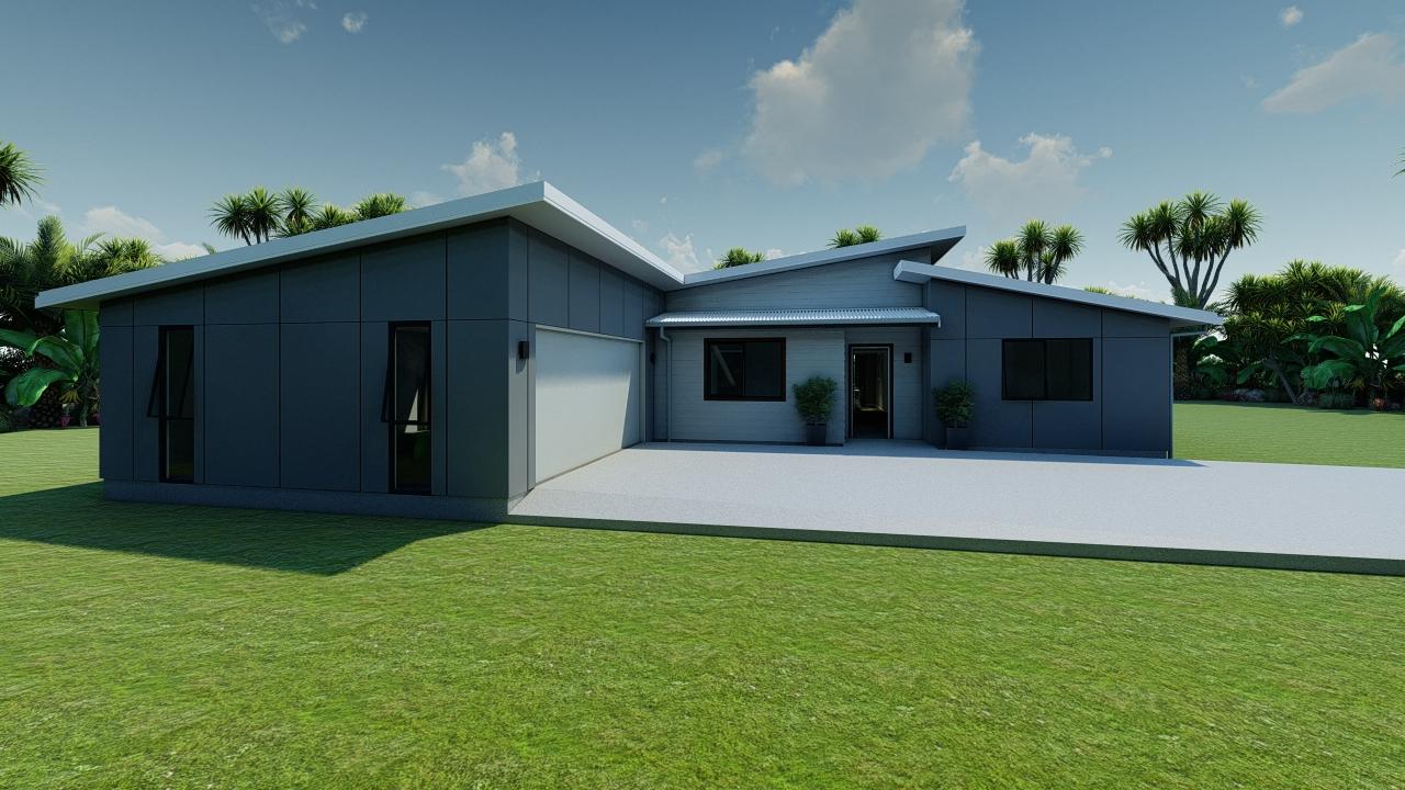 3212 - 3 bedrooms plan