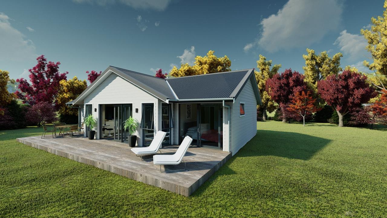 390G - 3 bedrooms plan