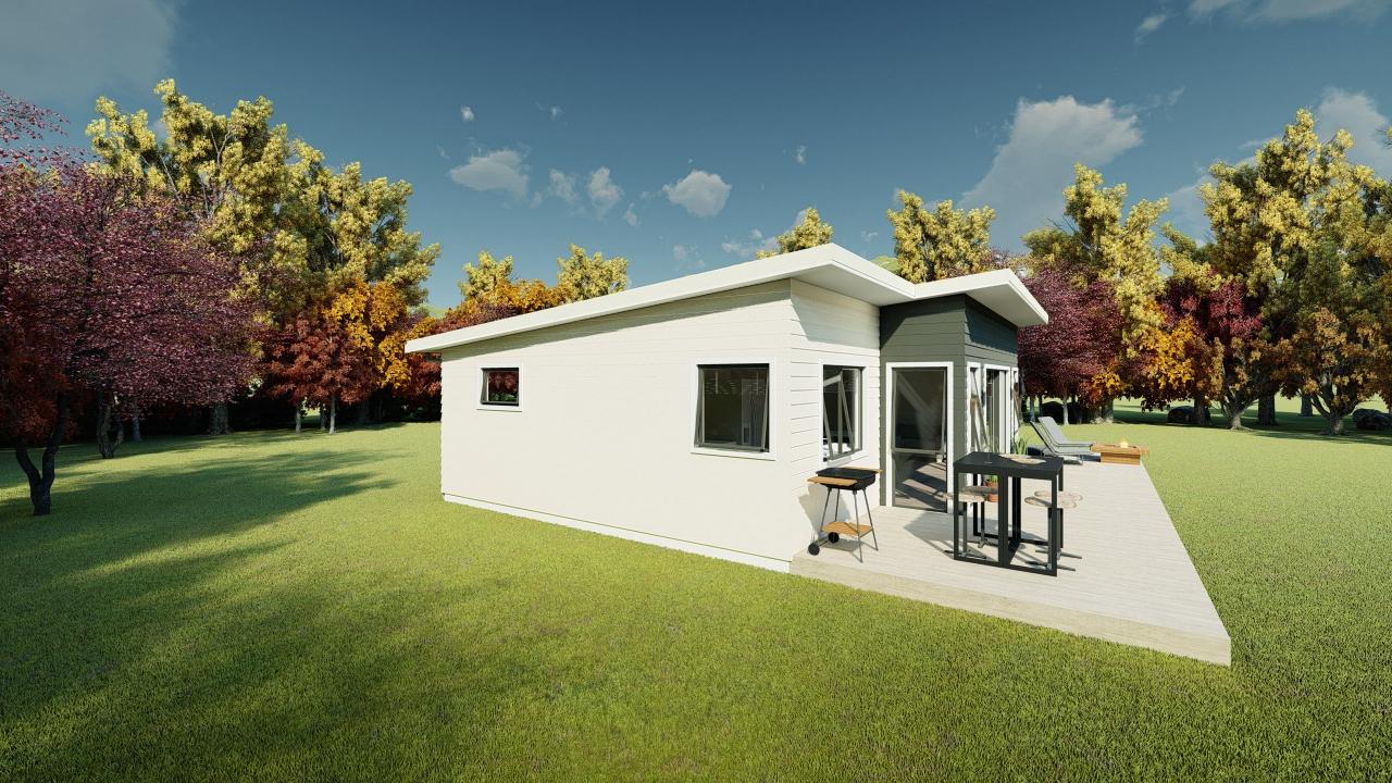 390M - 3 bedrooms plan