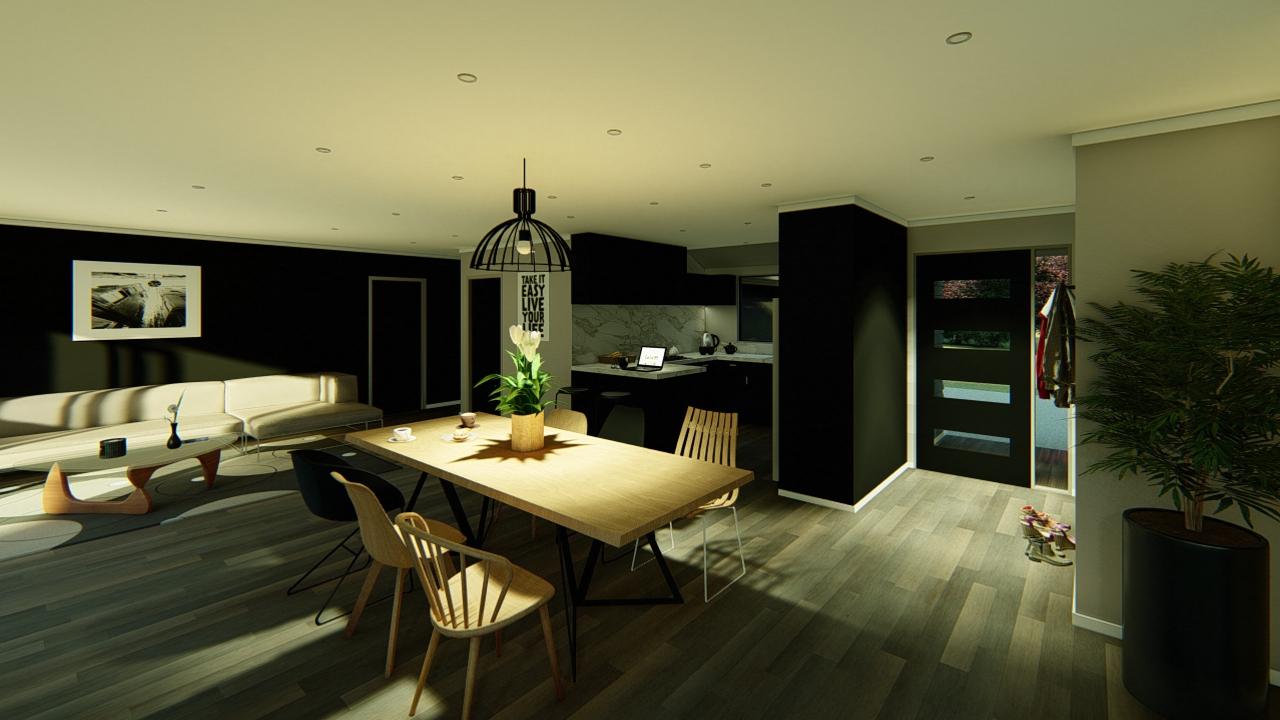 4193G - 4 bedroom plan