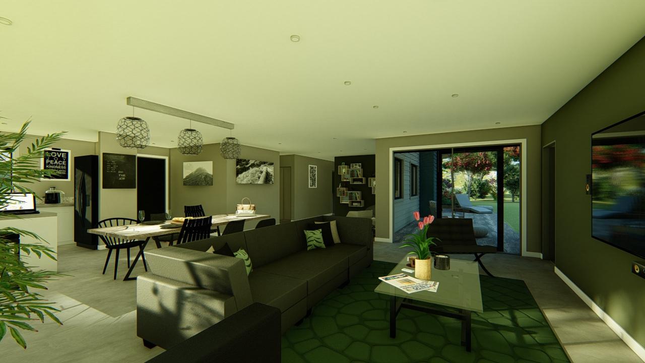 4195M - 4 bedroom plan