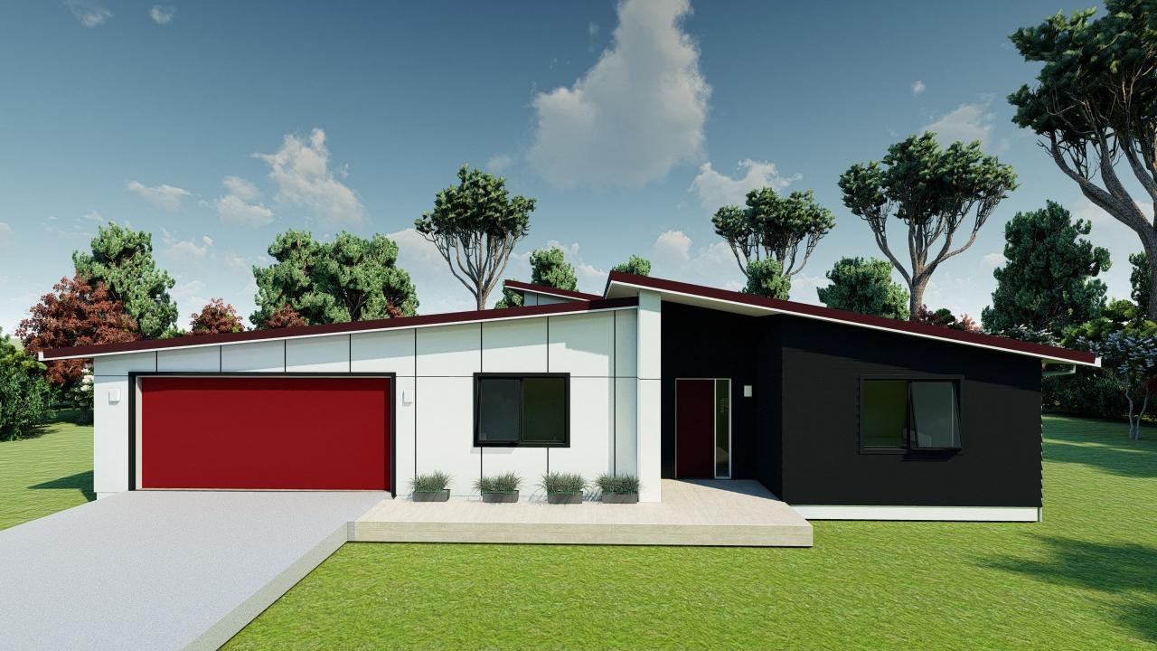 4215M - 4 bedroom plan