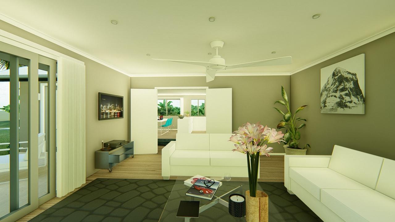 4230 - 4 bedroom plan