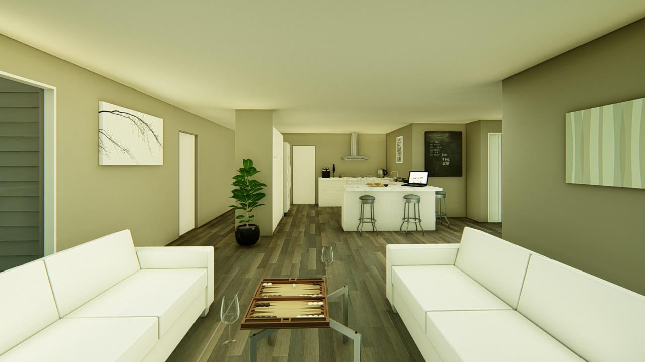 4249G - 4 bedroom plan