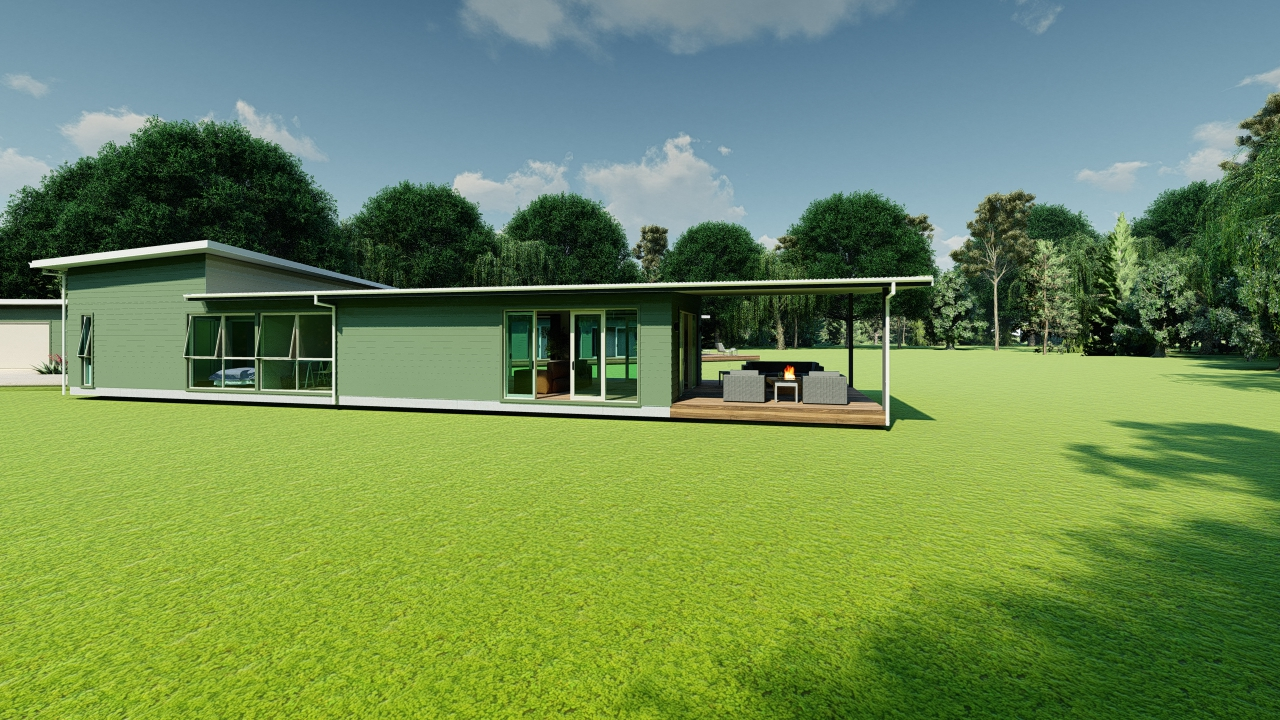4379M - 4 bedrooms house plan