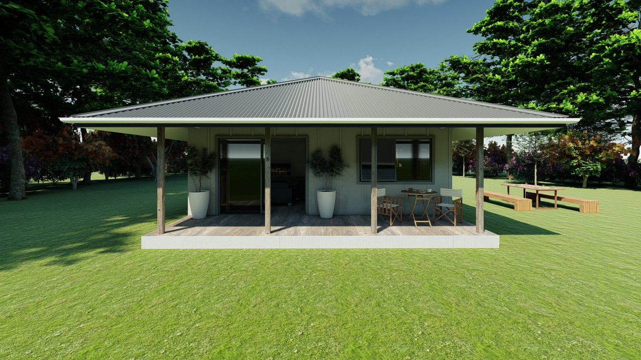 3104H - 3 bedroom house